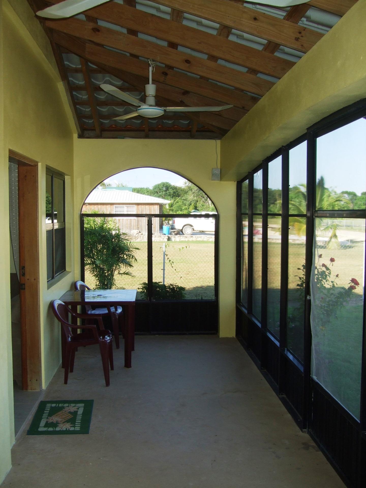 Oasis Model Home (screened veranda)
